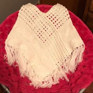 ✨5 for $30✨NWOT Poncho